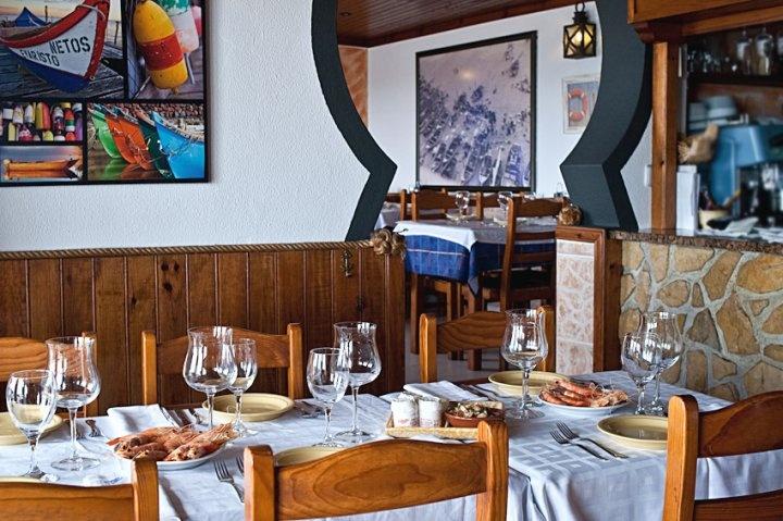 Restaurante Canastra, Ericeira, Portugal