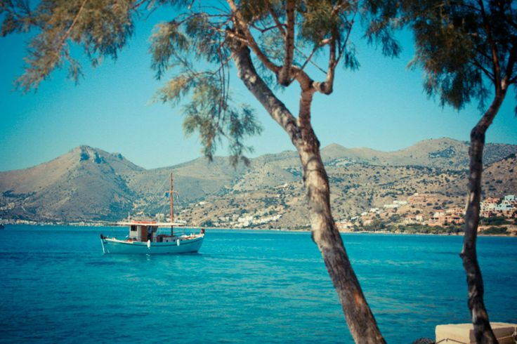 Spinalonga Crète