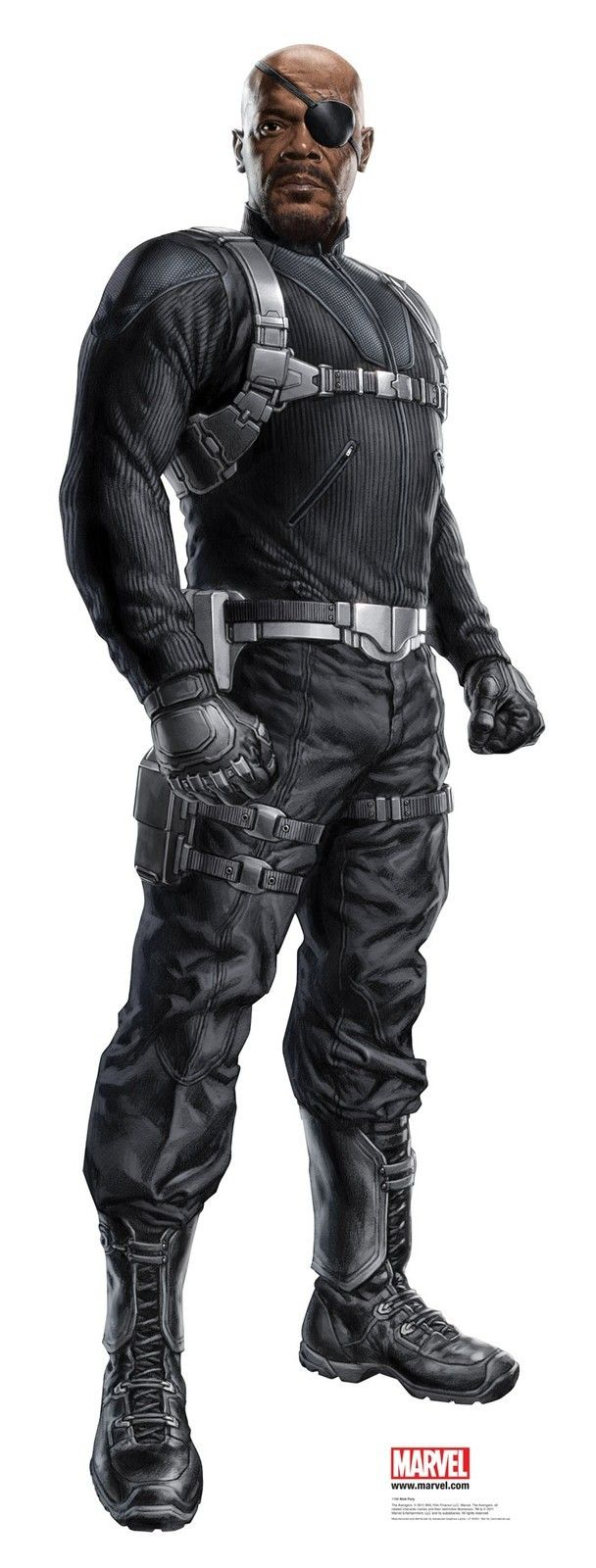 AVENGERS: Nick Fury of S.H.I.E.L.D. (Sam Jack)