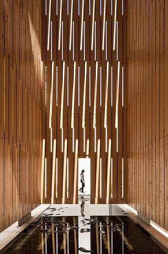 ARQUITECTO:    WATER MUSEUM - Lanjarón, Granada / Juan Domingo Santos