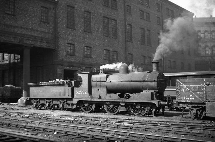BR (LMS) (L&YR)  Hughes 28 class  0-6-0