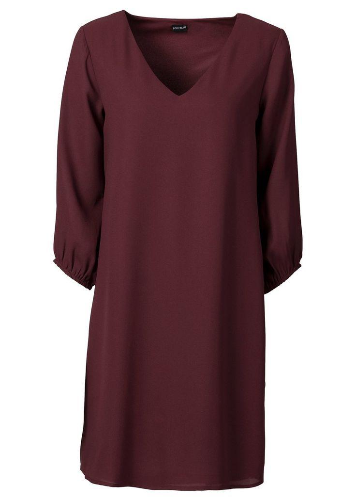 Sukienka Tunic Tops Fashion High Neck Dress