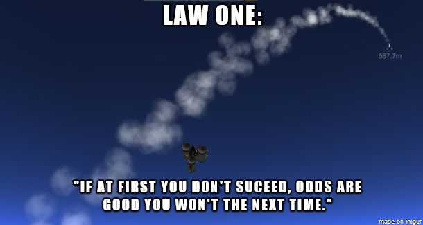 Kerbal Space Program Laws of Physics - Imgur