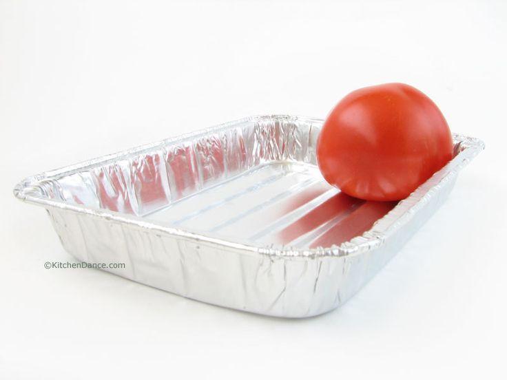 KitchenDance - Small Foil Broiler Pan -