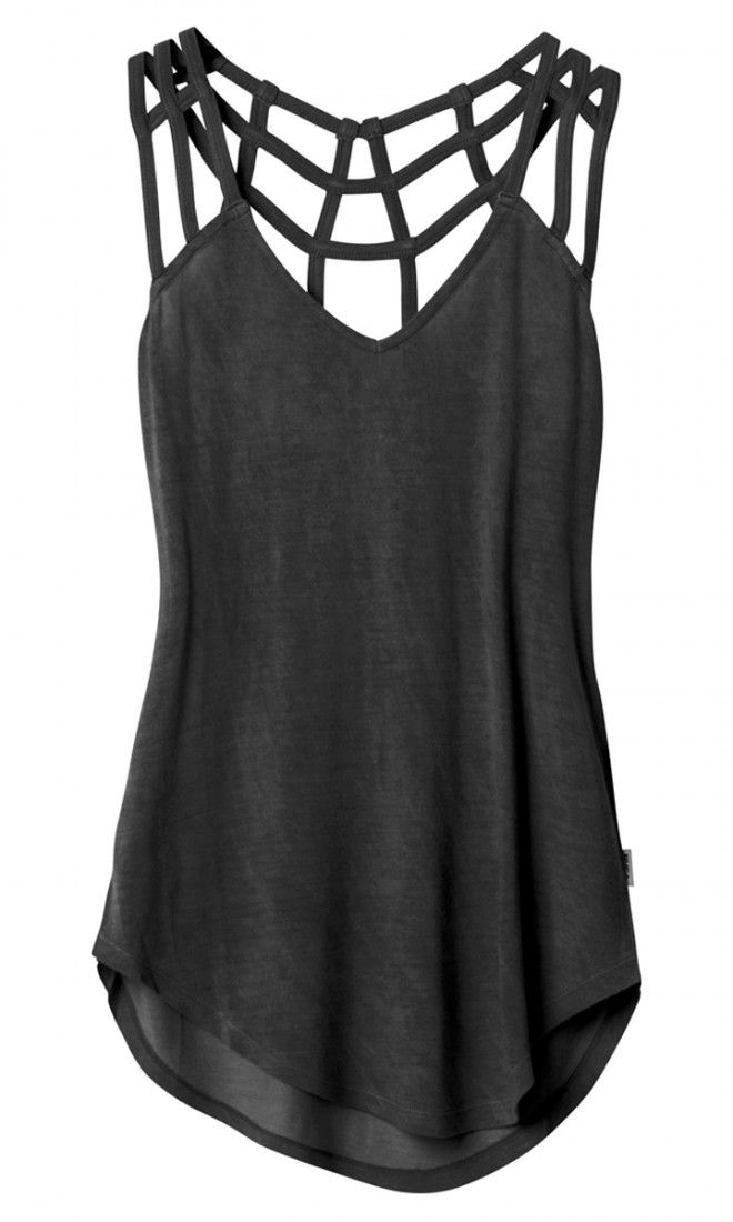 The strappy Tanga Tank by RVCA #top #tank