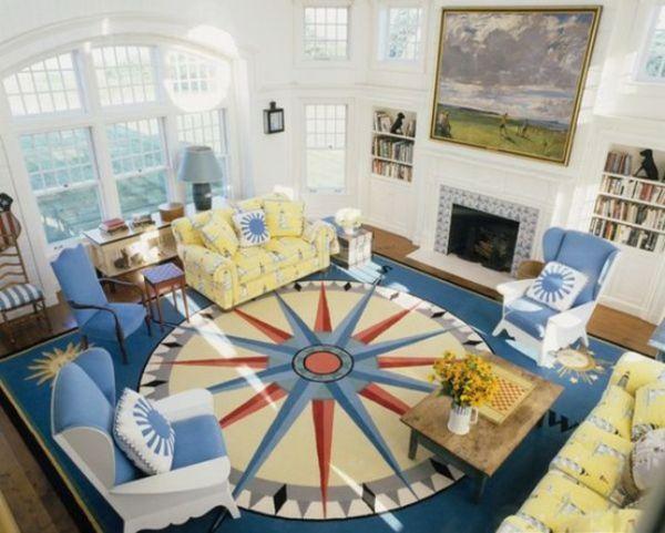 Die besten 25+ Bunte Teppiche Ideen auf Pinterest Teppich für - teppich wohnzimmer grose