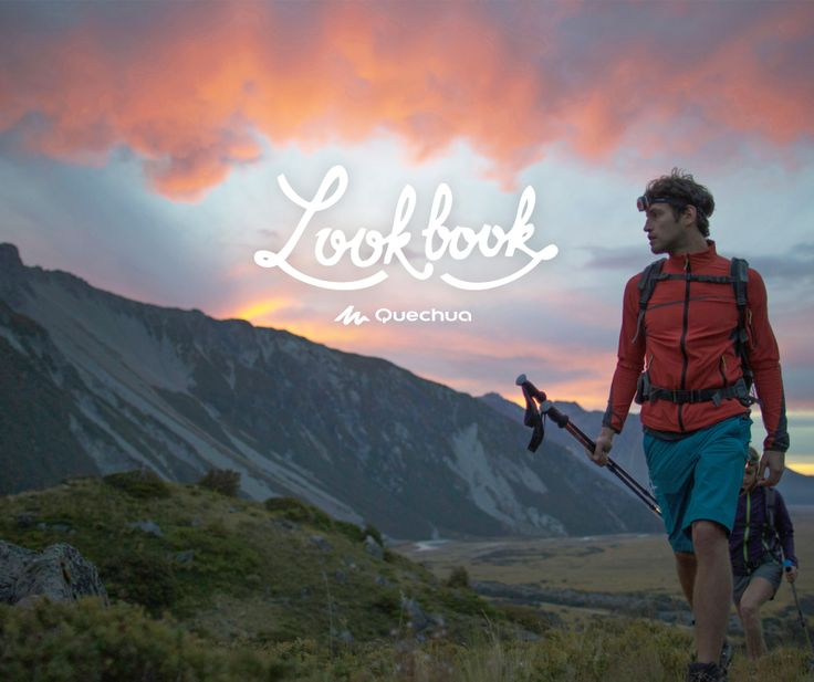 Share in an adventure with us. Travel through New Zealand with our interactive video lookbook:  http://www.quechua.com/lookbook-spring-summer-14/