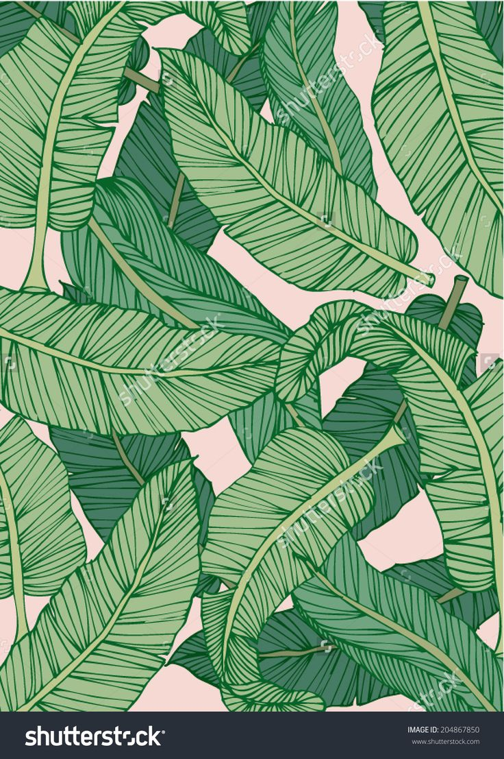 banana leaf repeating OR vectore OR seamless pattern OR print - Google Search