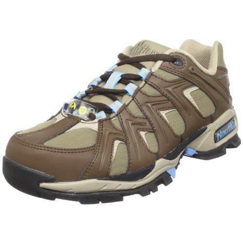 Nautilus Footwear Womens 1358 ESD SafetyToe Sneakerbrown75 M US *** Want to know more, click on the image. (This is an Amazon affiliate link)