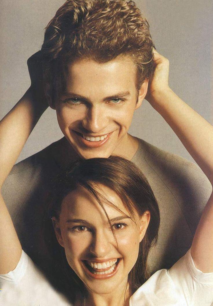 Natalie Portman (Padme n Anakin)