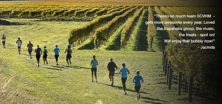 Running Vineyard Headland