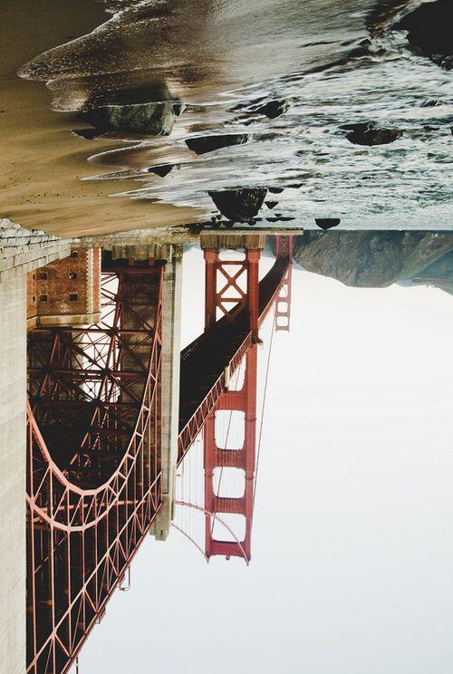 A new way to enjoy the SF bridge!!!