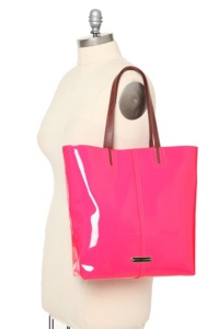 Betsey Johnson - Neon Pink Tote | Handbags