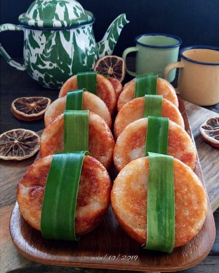 Wingko Babat Teflon B Resep Masakan Indonesia Resep Masakan Fotografi Makanan
