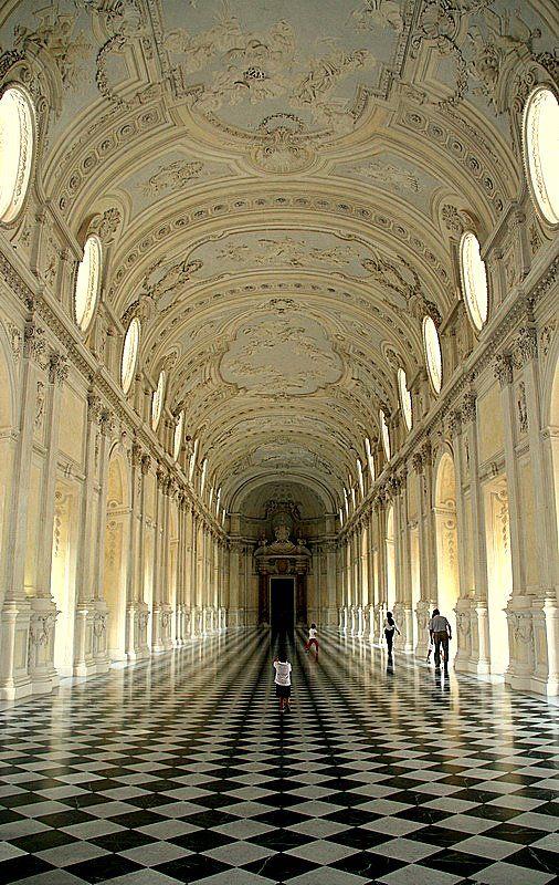 Reggia di Venaria,Turin