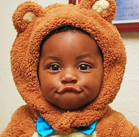 172 best images about Some of the prettiest babies around ... The Most Beautiful Black Baby In The World