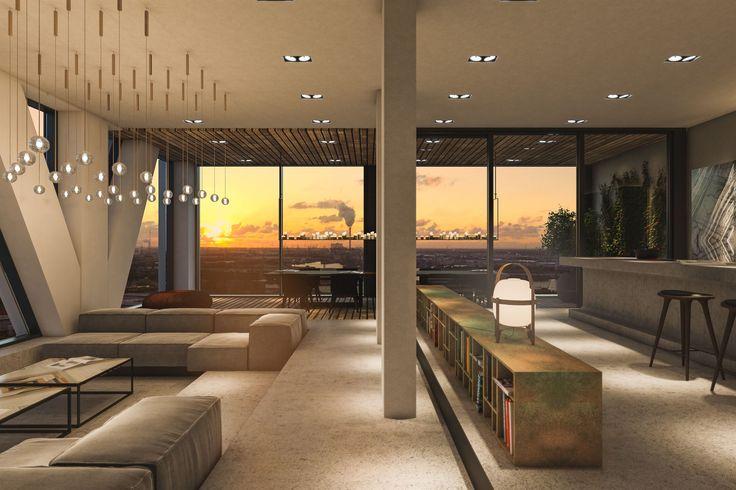 PONTSTEIGER AMSTERDAM APPT. NR. 111, BOUWNR. 309 Dit is uw laatste kans om een appartement of semi-penthouse in het iconische project Pontsteiger te kopen. In de prijsklasse € 780.000 tot € 2.820.000 v.o.n. zijn nog enkele appartementen en semi-