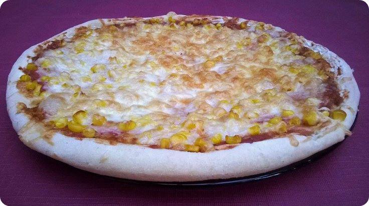 Gluténmentes élet: Gluténmentes pizza ropogós peremmel