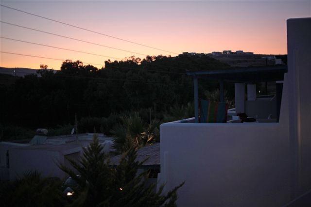#sunset #colors #Paros #Greece #travel #summer