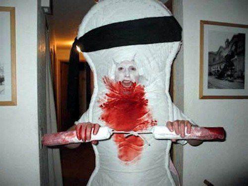 Como se acerca halloween, me digno traeros 15 de los disfraces más ridículos de todos los tiempos - http://www.elmundocurioso.com/2014/10/como-se-acerca-halloween-me-digno-traeros-15-de-los-disfraces-mas-ridiculos-de-todos-los-tiempos.html