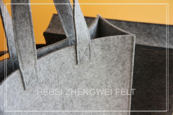 $4.5 Felt Storage Bag for Shopping, Eco-Friendly Material!