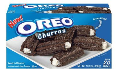 Oreo Churros Just Made The Grocery Store An Ooey-Gooey Wonderland