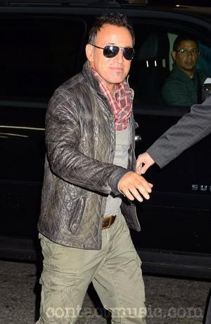 Bruce Springsteen Is Musicares Person Of The Year | Bruce Springsteen News | Contactmusic