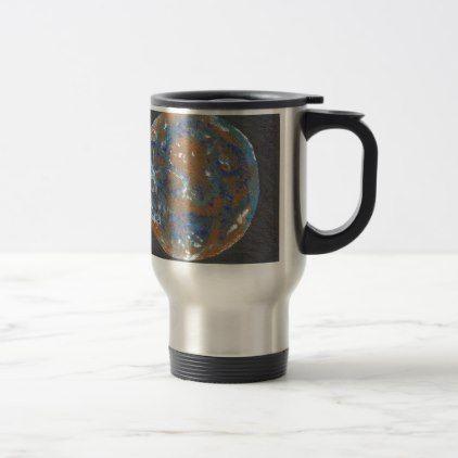 Planey Mercury Travel Mug - personalize gift idea special custom diy or cyo
