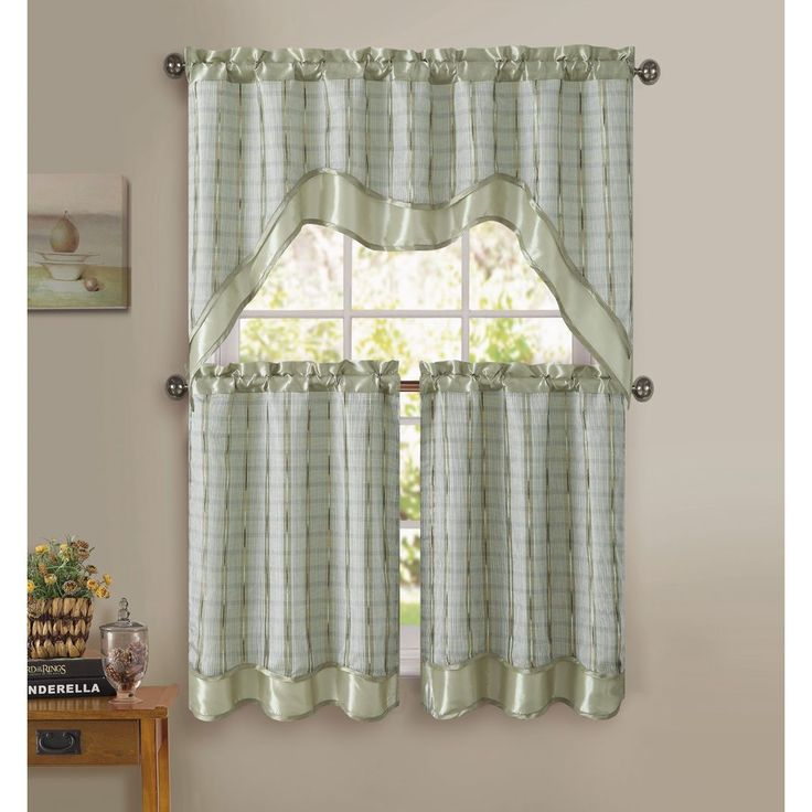 25 Best Tier Curtain Images On Pinterest
