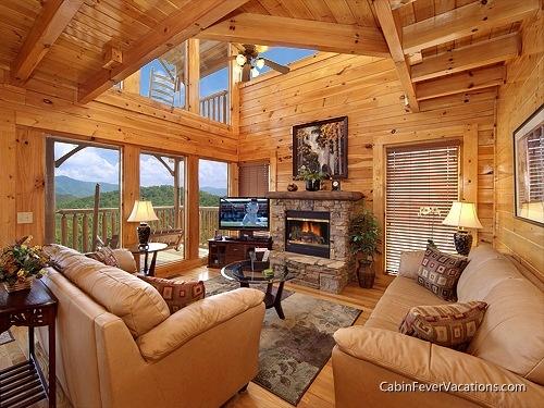 Bella Yani - Gatlinburg Cabins - Pigeon Forge Cabins - Gatlinburg Cabin Rentals