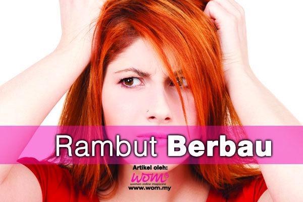 Sindrom Rambut Berbau Hapak!   http://www.wom.my/kecantikan/rambut-berbau/