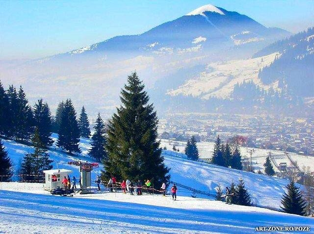 Vatra Dornei-Romania