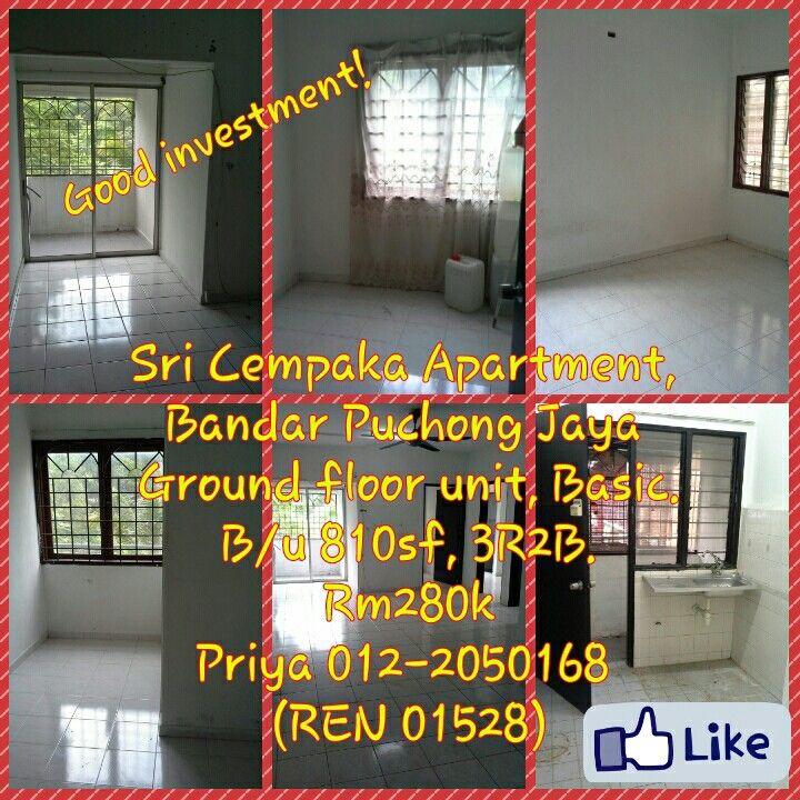 #PhotoGrid Sri Cempaka Apartment