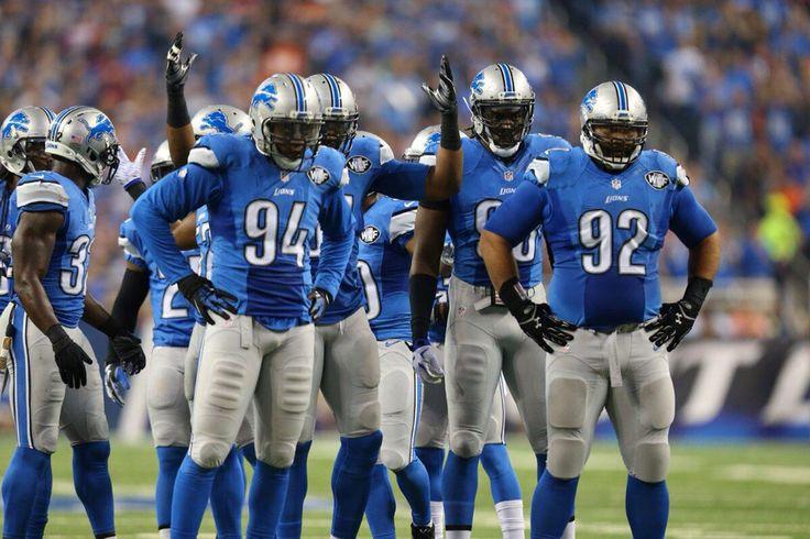 Detroit lions defense 2015