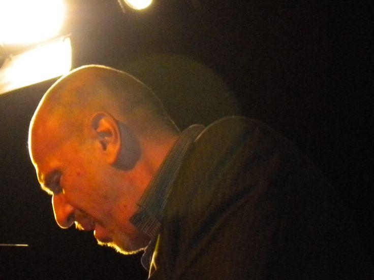 Jazz&Vento di blues 2012. Festival Jazz&Blues. Cortale, Catanzaro (Italy). Nella foto, Dado Moroni
