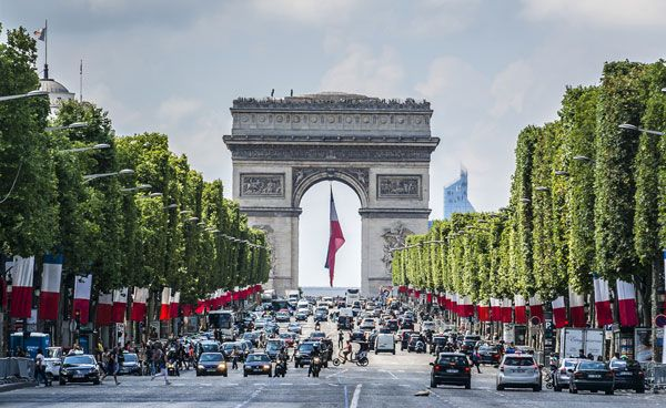 Skip the Line: Arc De Triomphe Summit Access & Champs-Elysees Highlights Tour. For booking information please go to: www.letzgocitytours.com/package/skip-the-line-arc-de-triomphe-summit-access-champs-elysees-highlights-tour
