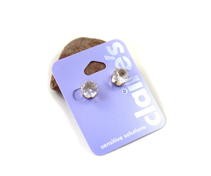 $5.99 CLAIRES Simple Sparkle Earrings 3309 - EC Chic Fashion Online Store worldwide Free Shipping