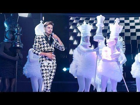 Rylan Clark sings Abba's Mamma Mia - Live Week 8 - The X Factor UK 2012 - YouTube