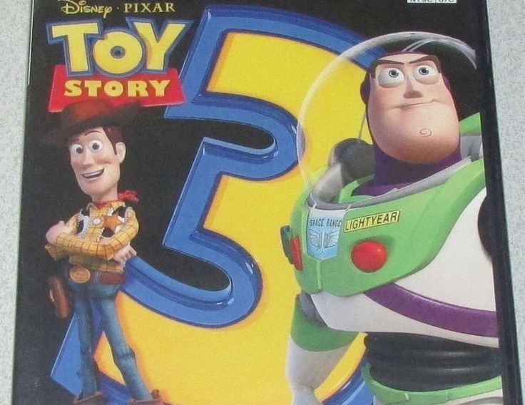 Toy Story 3 (Sony PlayStation 2 2010) PS2 GAME NEW & FACTORY SEALED!!!