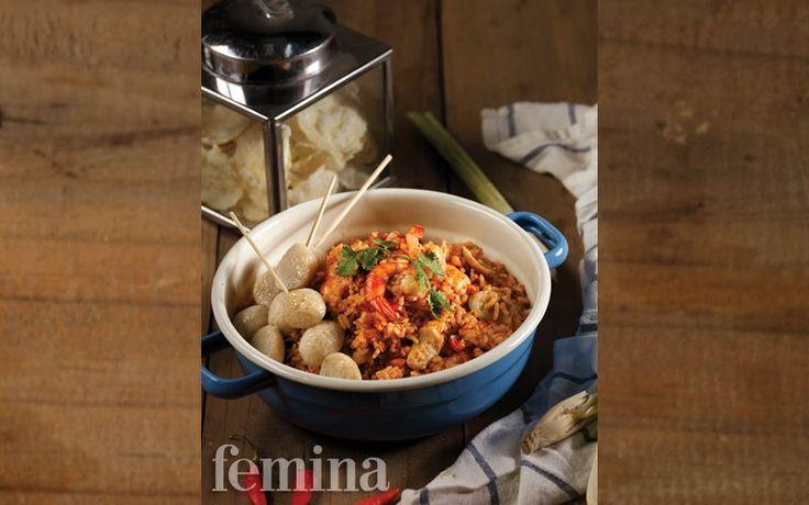 Resep Nasi Goreng Tom Yum