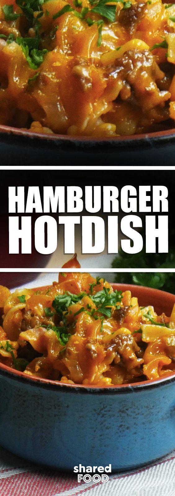 Best 25 Hamburger Hotdish Ideas On Pinterest Hamburger