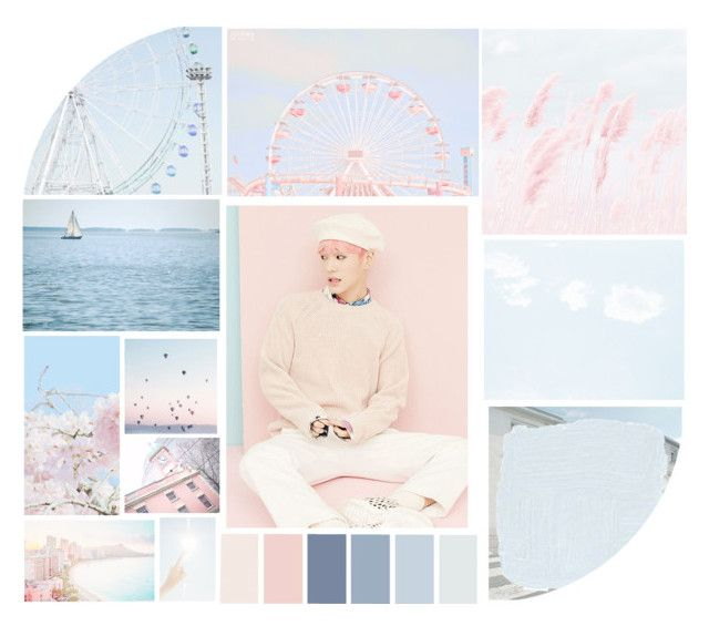 14 best pastel images on pinterest colour palettes backgrounds when im alone ungjae by junhyk liked on polyvore featuring toneelgroepblik Images
