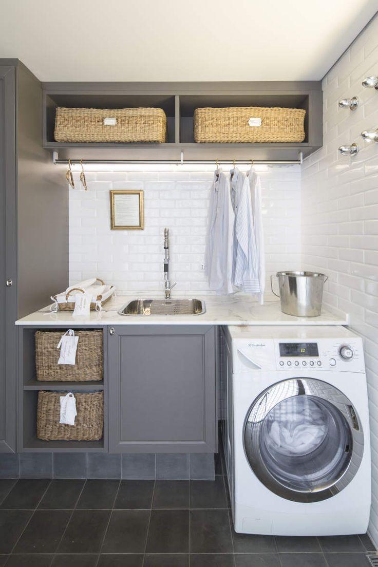 10 lavanderias pequenas que fogem do bvio. Buenas IdeasHome IdeasLaundryCleaningCreative  DecorNever ...