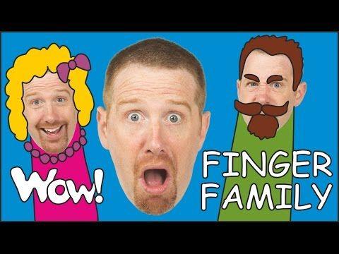 Ice cream Finger