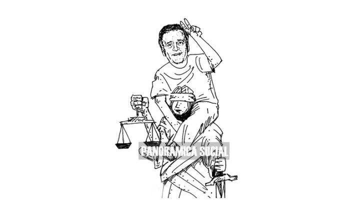 Aécio, o protegido da justiça