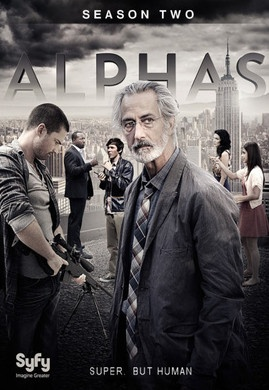 #Alphas season 2 Episode Guide