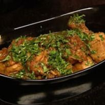 With this quick #chicken curry recipe your meal is just a few minutes away!