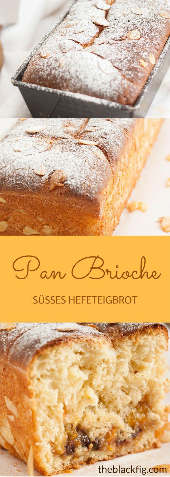 Pan Brioche zum Frühstuck. #italienischkochen