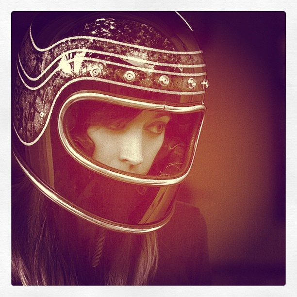 I want a cool space helmet like Daft Punk