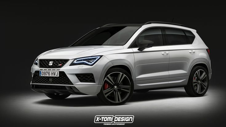 Seat reportedly plans to introduce a concept version of the Ateca Cupra at the 2016 Paris Motor Show.